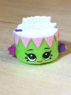 Birthday Betty Green 3-016 Shopkins Season 3