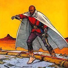 Moebius (1977)