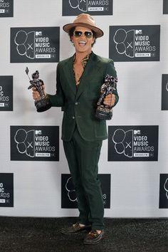 Bruno Mars - MTVMA 2013