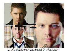 Dean and cas