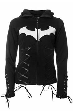 this night hoodie is an officially licensed black zip hoodie Punk Rock, Estilo Geek, Batman Hoodie, Nananana Batman, Black Zip Hoodie, Batman Outfits, Rockabilly, Grunge, Hipster
