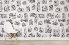 alice-in-wonderland-childrens-room