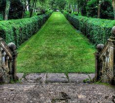 Beautiful National Trust garden
