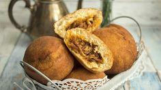 Fat friday: domowy kebab : Nerdy Cookin' Knysna, Impreza, Pulled Pork, Sausage, Fat, Bread, Food, Shredded Pork, Sausages