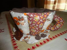 Fada Mimos:  Chegou o Outono, então tive a ideia de fazer esta...
