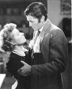 """Greer Garson and Gregory Peck in """"The Valley of Decision"""", 1945"""