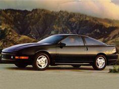 1992 ford probe black