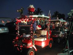 decorated golf carts for a parade | Recent Photos The Commons 20under20 Galleries World Map App Garden ...