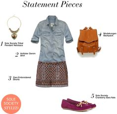 """""""Statement Pieces"""" by solesociety on Polyvore"""