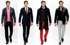 Great looks by Brooks Brothers.