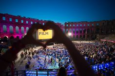 Read a #blog by an actor Damjan Simić about the 62nd Pula Film Festival! #movies‬ #festival‬ #pula‬ #croatia #actors #touristartv #pulafilmfestival