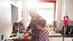 Balancing needs of spouse, kids