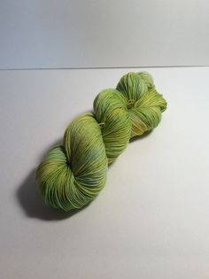 Beautiful hand dyed fingering yarn