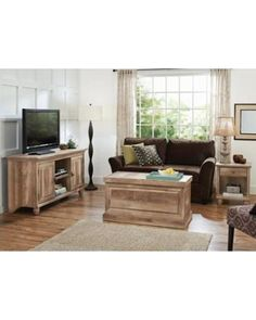 better homes and gardens crossmill collection tv stand for tvs up