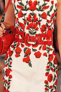 #couture #oscardelarenta #oscar #renta #fashion #luxe #luxury #delarenta #RTW