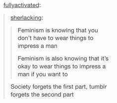Feminism women