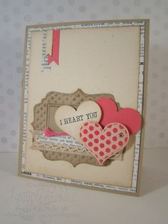 Groovy Love stamp set, Jenny M Peterson, Stampin' Up! Demonstrator, Stampin' Up!, Lakeshore Stamping