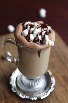 Nutella Hazelnut Coffee - Coffee Shop Style