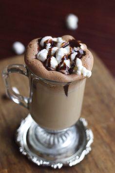 Nutella Hazelnut Coffee - Coffee Shop Style  #kawa #coffee #Amica #inteligentnystyl www.amica.com.pl