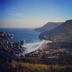 Stanwell Tops NSW just south of #Sydney #Australia   By Paulyvella instagram