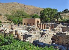 Gortys, Minoan Ceremonial & trade complex.jpg