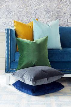 Venice Pillows ⎹ Jonathan Adler, Spring 2015
