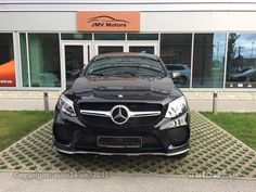 Mercedes-Benz GLE 350 d 4-Matic Coupe AMG Style 3.0 190kW