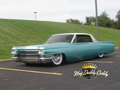 '63 Cadillac Coupe DeVille