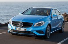 Mercedes Clase-A3
