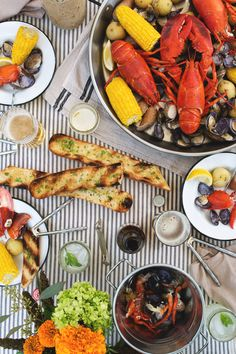 Main Lobster Boil
