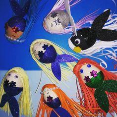 Easter Eggs, Mermaid