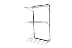 It's easy, space saving and elegant. No huss and fuss, clothes drying stands that everyone can use. Clothes Dryer, Clothes Line, Clothes Stand, Wardrobe Rack, Compact, Space, Simple, Wall, Products