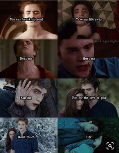 (notitle) - Edward Cullen - (notitle) - Edward Cullen -You can find Edward cullen and more on our website. Twilight Saga Quotes, Twilight Jokes, Vampire Twilight, Twilight Saga Series, Twilight Cast, Twilight Pictures, Twilight Series, Twilight Movie, Twilight Bella And Edward