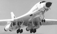 B-1A S/N 74160, the 3rd B-1 built