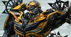 Bumblebee Comes Home in 'Transformers: Age of Extinction' Chevy TV Spot -- Bumblebee shows off his new look, taking over the body of a 2014 Camaro in a Chevy Tie-In spot and behind-the-scenes featurette. -- http://www.movieweb.com/news/bumblebee-comes-home-in-transformers-age-of-extinction-chevy-tv-spot