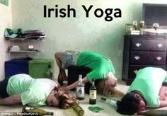 Hilarious photos capture St Patrick's Day revelry around the world  #dailymail