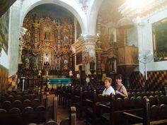 Beautiful Church and altar