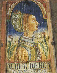 The Wonderful Bulbous Balzo: Italian est date 1510