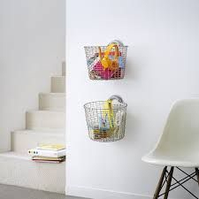 korbo mand www.korbo.se Grasshopper Lamp, Wire Baskets, Kid Spaces, Magazine Rack, Bookcase, Shelves, Cabinet, Living Room, Storage