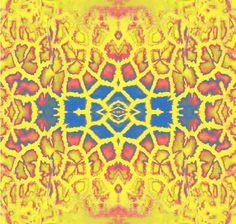 GIRAFFE_4WAY_YELLLOW  pattern , patterns , animal pattern , giraffe pattern , giraffe print , Giraffe Pattern, Giraffe Print, Alchemy, Patterns, Fabric, Animals, Block Prints, Tejido, Tela