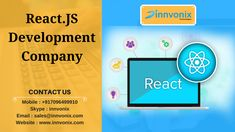We are #ReactJS #development #company. contact us for develop react js project.