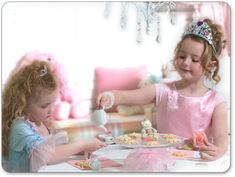 Tea parties can be a fun way to celebrate a girl's birthday, or even a fun way to spend a play date. You can purchase a reusable tea set for these parties if you don't already have one. I remember having tea parties at my grandma's house as...