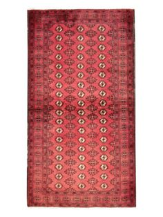 """Hand-Knotted Wool Persian Rug (3'7""""x6'7"""") by Apadana at Gilt"""