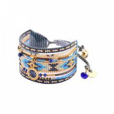 Woman Pearl Blue - mishky #24577 Bracelet