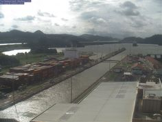 Lock Image, Sea Containers, Panama Canal, Deep Sea, Image Shows, Multimedia, In This Moment, World, The World