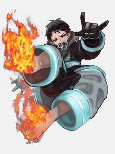 Shinra Kusakabe, Comic Art, Anime, Animation, In This Moment, Manga, Comics, Artwork, Shiro