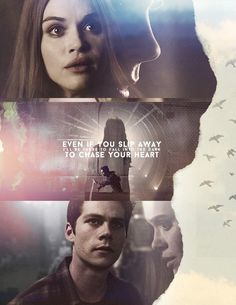 Lydia and Stiles | Stydia | Teen Wolf | Tumblr