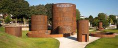 The History Museum designed by Nieto Sobejano Arquitectos - Lugo, Spain