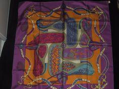 Hermes scarf festival des amazones.  #HERMS