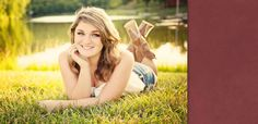SENIOR GIRL COUNTRY STYLE PHOTOGRAPHY | High School Senior Girl country lake pond sunflare marshall county tn